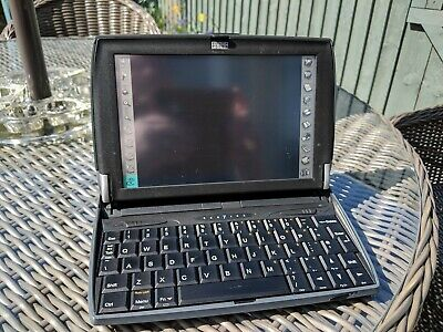 Psion Series 7 - Netbook Personality (With Issues)