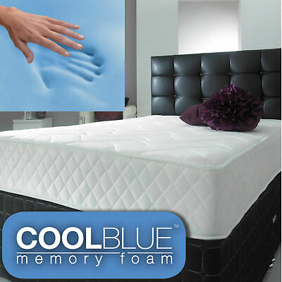 Delux Spring Memory Foam - Single,Small ,Double , King Size ,Super King Mattress
