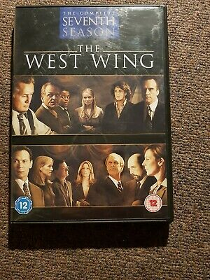 The West Wing the complete 7th season 6 disc set