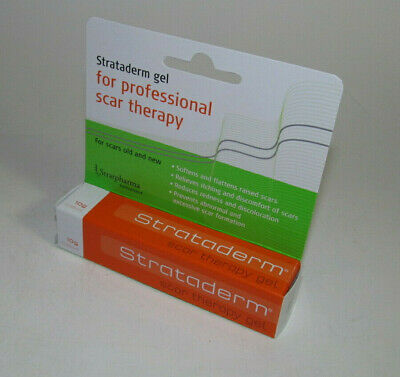 Brand NEW Strataderm Gel 10g Scar Therapy Works Very Well **US SELLER**