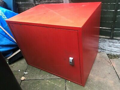 Security Box, secure fixing, lockable door, Newspaper and Magazine storage