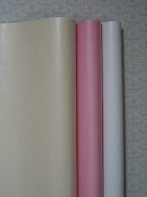 Silk Tissue Paper 60 Large Sheets Mixed Pack Pink White Purple Blue Cerise Grey