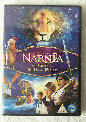 The Chronicles of Narnia: The Voyage of the Dawn Treader~Reg.2.DVD~New~Freepost