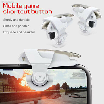 DBDE Controller Portable Gaming Trigger 1pair Mobile Phone for PUBG