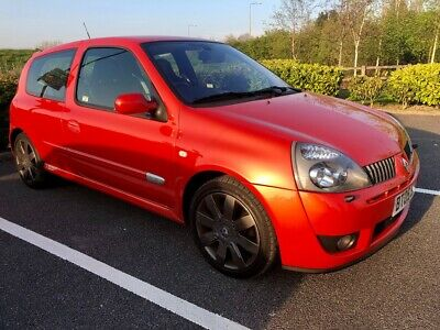 Renault Clio RenaultSport 182 Cup