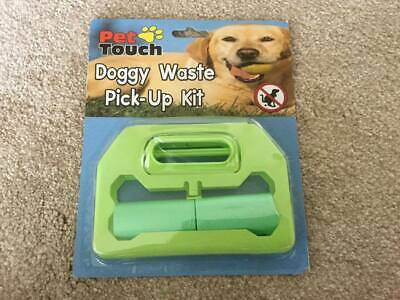Pet Touch Dog Waste Pick-Up Kit