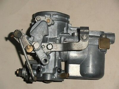 Zenith Carburettor Vnn Hillman Minx / Husky With 1360 Engine