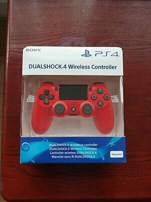 PS4 Magma Red V2 Dualshock Controller Brand New Sealed COLLECTION ONLY NO POST
