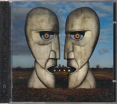 CD-PINK FLOYD/ The Division Bell/1994