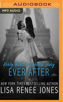 Dirty Rich Cinderella Story Ever After by Lisa Renee Jones: New Audiobook