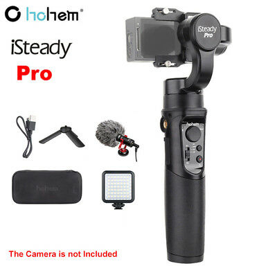 Hohem iSteady Pro Handheld Stabilizer for GoPro Hero For Phone for Sony RX0