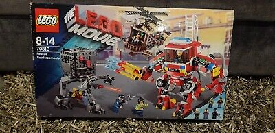 LEGO 70813 - Rescue Reinforcements - The LEGO Movie - New - Sealed - Retired