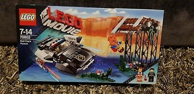 LEGO 70802 The LEGO Movie Bad Cop's Pursuit (new in sealed box)