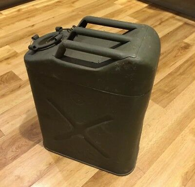 American spec Jerry Can suit Willys Jeep Dodge GMC etc original paint