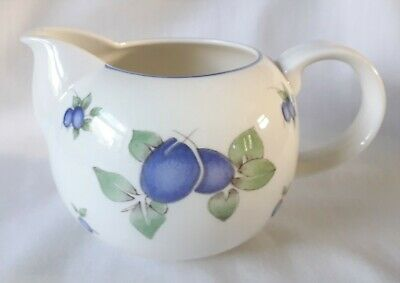 Royal Doulton Blueberry Milk Jug FREE UK POSTAGE