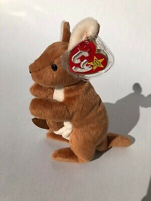 044dfab00b8 COLLECTORS! RETIRED Rare Pouch Beanie Baby Style 4161 With Errors ...
