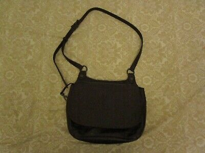 Brown Leather Frye purse