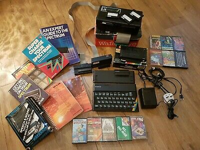 Collectible Sinclair ZX Spectrum 48k Retro Computing 1980's