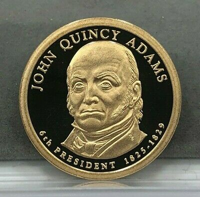 2008-S John Adams United States Mint Proof Presidential $1 Dollar PROOF Coin