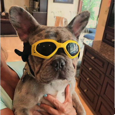Sunglasses Small Dog Goggles UV Sun Glasses Eye Wear Protection For Pet Portable