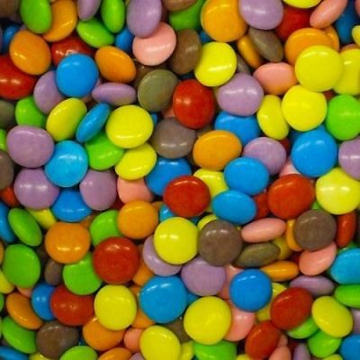 kingsway milk chocolate beans Smarties Retro Party Sweets 500g bags