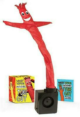 Wacky Waving Inflatable Tube Guy by Running Press Book & Merchandise Book Free S