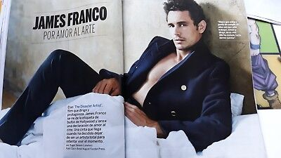 clippings  james franco