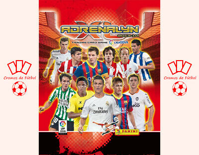#253-270. Rayo Vallecano - Panini Adrenalyn XL Liga 2013/2014 | Cromo/Card