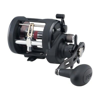 Penn Warfare Level Wind Multiplier Reel 20LWL Left Hand Wind - 1366192