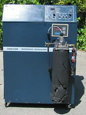 Neslab HX-100 Coolflow Refrigerated Recirculating Water Chiller AS IS