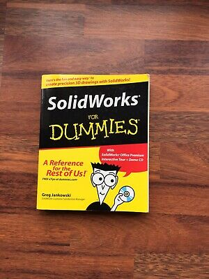SolidWorks For Dummies by Greg Jankowski, Richard Doyle (Paperback)