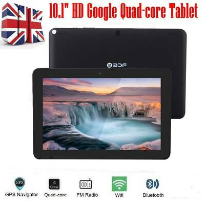 "10.1"" Inch HD Tablet PC Android 7.0 Quad-core 32GB Google WIFI Dual Camera OTG"