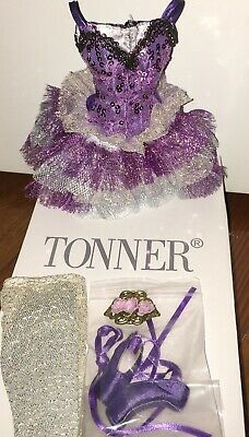 """Morning Mist Ballerina"" Outfit Only - Tonner Doll Co"