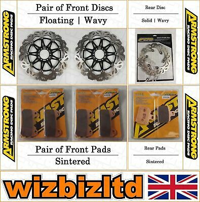 Armstrong Complete Brake Kit Ducati 750 Supersport 1999 BK124199