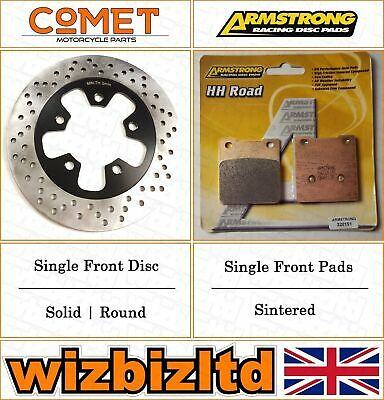 Armstrong and Comet Complete Rear Brake Kit Kawasaki ZXR 750 1993-95 BK105530