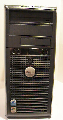 DELL DIMENSION 8300 Desktop PC (Intel Pentium 4) Parts/Repair AS IS