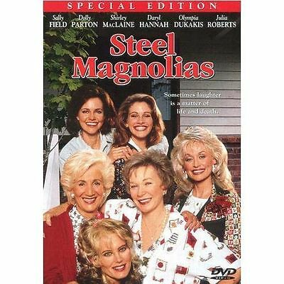 Steel Magnolias (DVD, 2000, Widescreen, Special Edition)  Brand New
