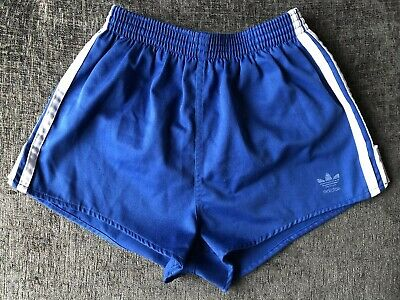 Vintage Adidas Shorts Retro 1980s USA Olympics Size M Excellent Condition