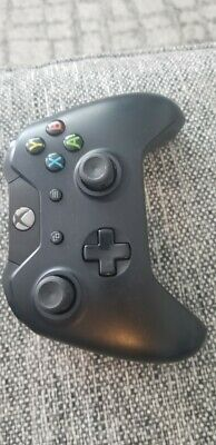 Microsoft Xbox One Wireless Controller Black 1537