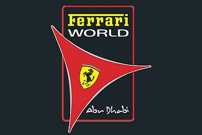 Ferrari world Entertainer Abu dhabi 2019 entertainer E Voucher