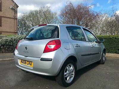 Renault Clio 1.6 VVT AUTOMATIC Expression 12 MONTHS TEST + 51k + 5 DOOR