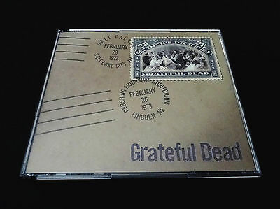 Grateful Dead Dick's Picks 28 Volume Twenty Eight NE Utah 2/26,28/1973 4 CD 1st