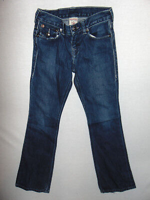 True Religion BILLY Bootcut Age 8  - Boys Blue Denim Jeans - W24 L25