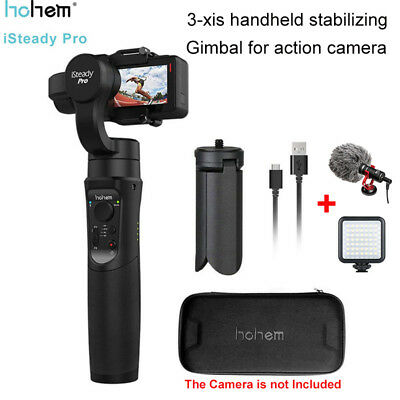 Hohem iSteady Pro Handheld Stabilizer for GoPro Hero For Phone for YI Sony RX0