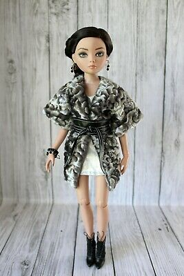 Handmade dress gown outfit clothes for Tonner Doll Ellowyne Wilde 16""