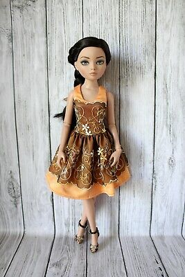 "Handmade dress gown outfit clothes for Tonner Doll Ellowyne 16"" by ogonek_16"