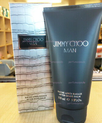Jimmy choo man aftershave balsamo para hombres 150ml