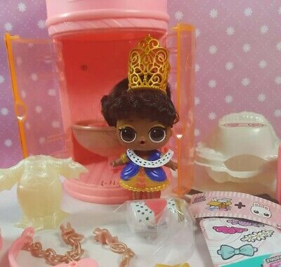 L.O.L Lol Surprise Hairgoals Her Majesty Doll MGA LOL