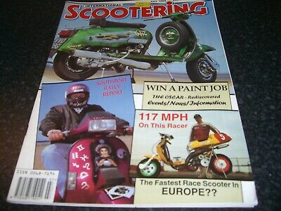 scootering magazine july 1994