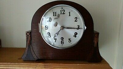 Westminster Chime Mantel Clock